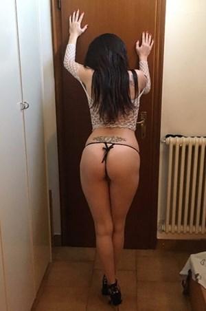 Passionale escort Milano +393202773236