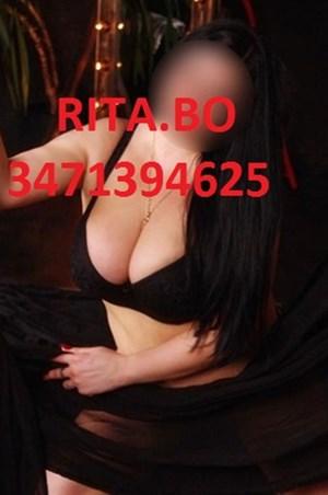 Rita escort Bologna +393471394625